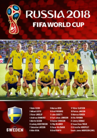 A2 Sweden squad