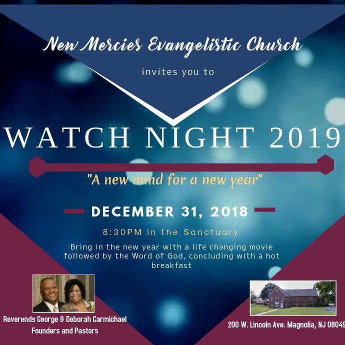 2018 Watch Night
