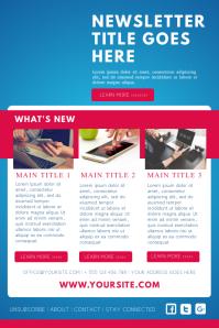 design newsletter