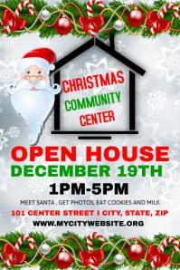 Christmas Community Center Open House