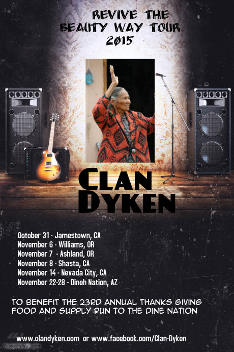The 2015 Revive The Beauty Way Tour - Clan Dyken