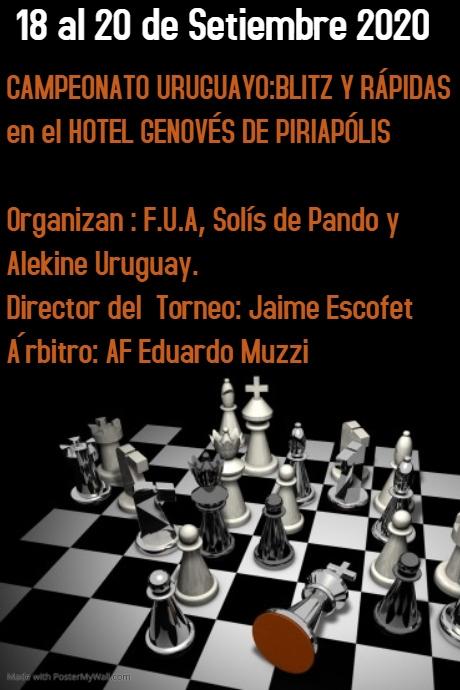 Blitz y Rápidas Uruguayo