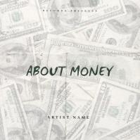 About Money Trap Mixtape Cover Art Template