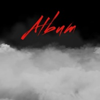 Above the Clouds album cover video template