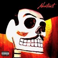 Abstract Album Cover Portada de Álbum template