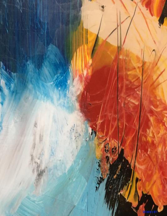 Abstract Art no 1986