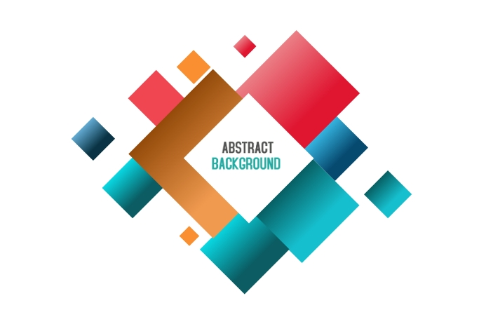 Abstract Design Plakat template