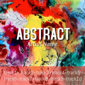 abtract album art