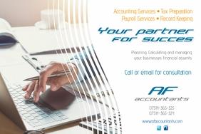 Accountant Flyer
