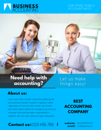 accounting flyers