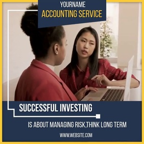 ACCOUNTING SERVICE AD online SOCIAL MEDIA