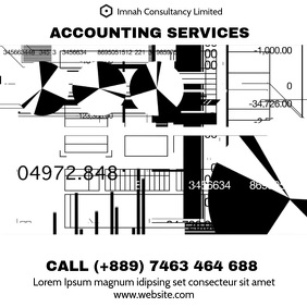 ACCOUNTING SERVICES VIDEO TEMPLATE