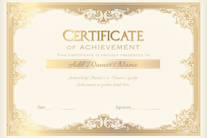 Certificate Of Award Template from d1csarkz8obe9u.cloudfront.net