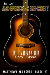 Acoustic Guitar Performance