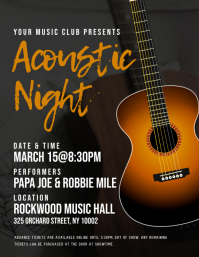 Acoustic Night Flyer