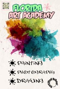 Art design poster