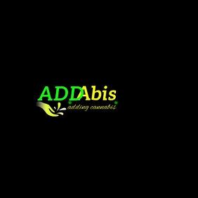 Adding Cannabis Logo โลโก้ template