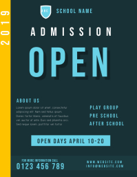 ADMISSION OPEN FLYER