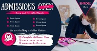 ADMISSIONS OPEN 21 ADVERT VIDEO TEMPLATE