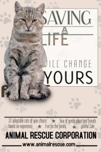 330 Customizable Design Templates For Pet Adoption Postermywall
