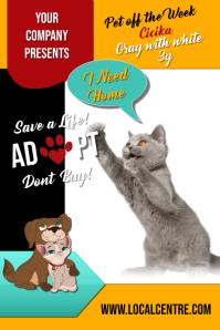 adopt poster