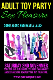 ADULT TOY PARTY