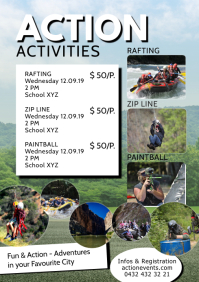 Adventure Activities Activity Sport Action Ad