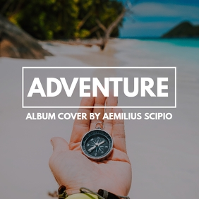 adventure album cover