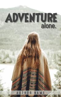 ADVENTURE ALONE BOOK COVER