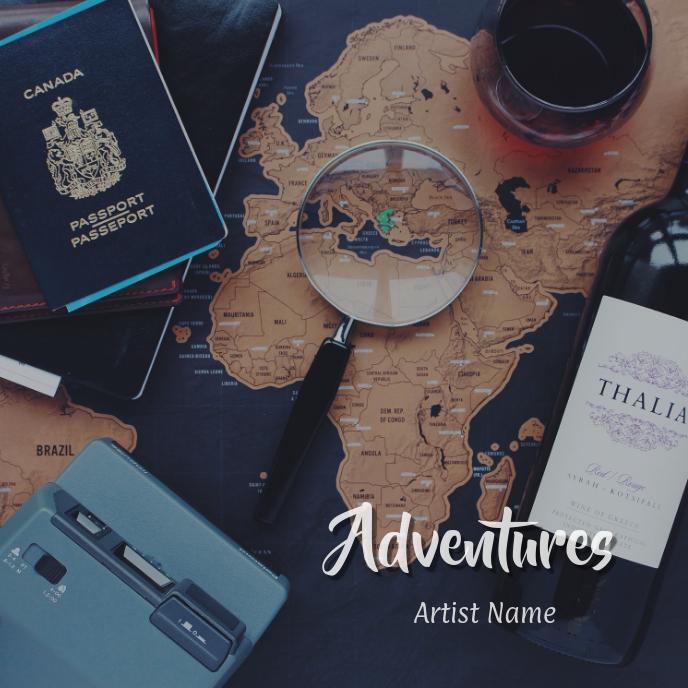 Adventures Album Art 02