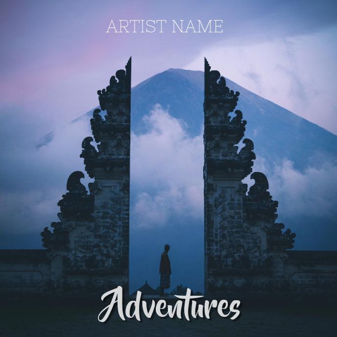 Adventures Album Art