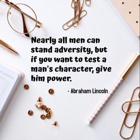 Adversity 1