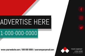 Advertise Here Board