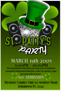 S PATTYS DAY