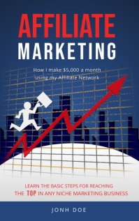Affiliate Marketing Kindle Book Cover