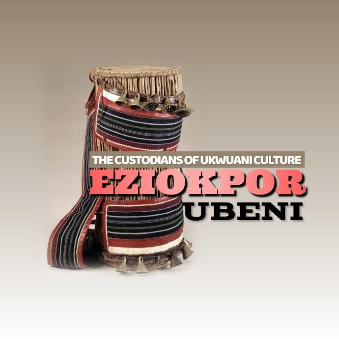 African igbo logo template