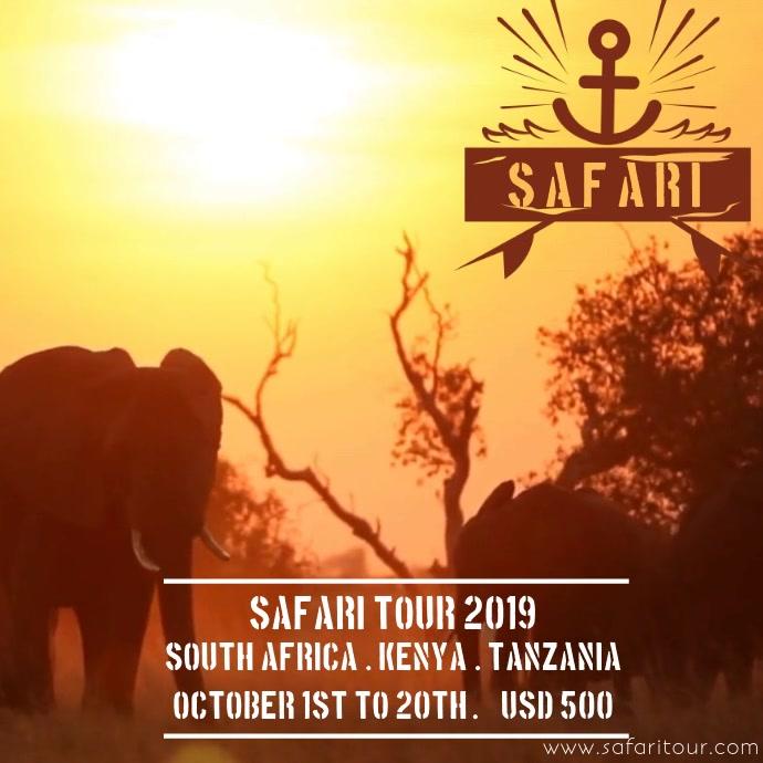 AFRICAN SUMMER SAFARI