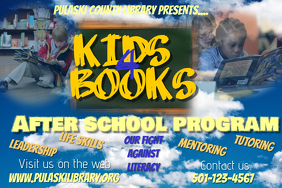 after school literacy program