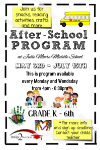 3280 Customizable Design Templates For After School Program