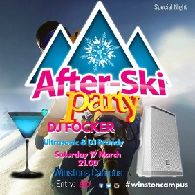 After Ski Party Video