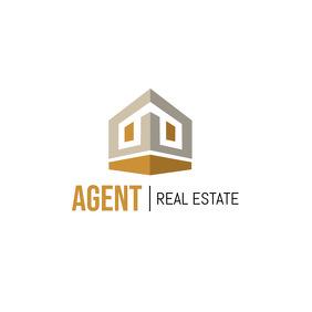 Agent Real Estate Logo