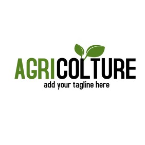 Agricolture logo template