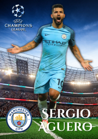 Aguero Man City