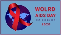Aids day,world aids day,event ส่วนหัวบล็อก template