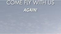 AIRLINE Digitale Vertoning (16:9) template