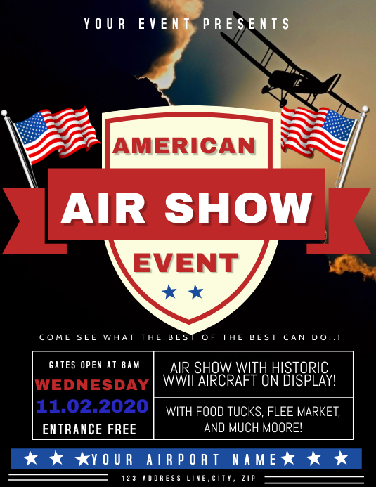 AIRSHOW day Event