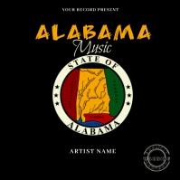 Alabama Music Mixtape/Album Cover A