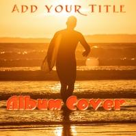 albbum cover template
