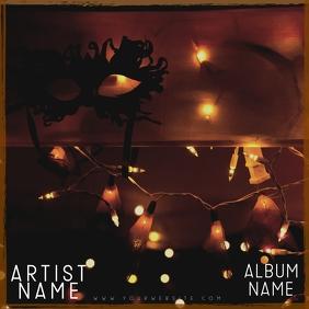 ALBUM ART Обложка альбома template