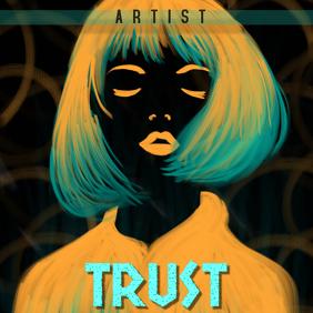ALBUM ART ปกอัลบั้ม template